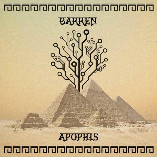 [OUTTA014] Barren - Apophis