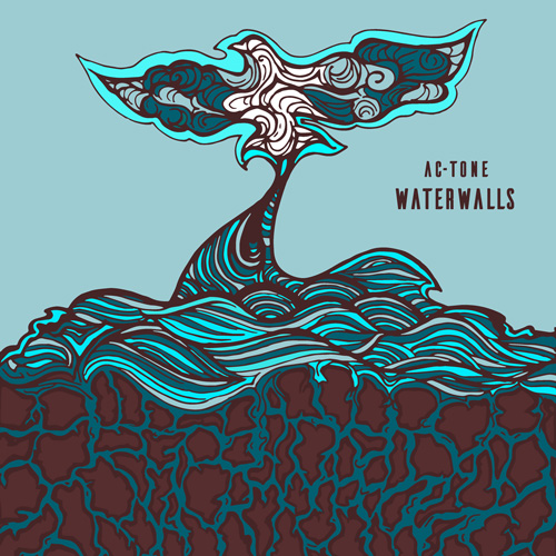 [OUTTA017] Ac-Tone - Waterwalls EP