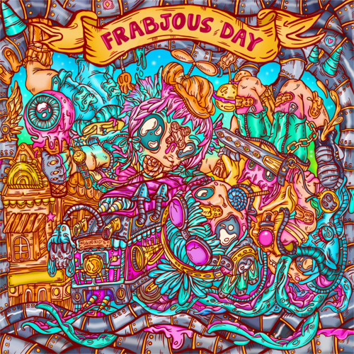 [OUTTA013] Bell's Worth - Frabjous Day