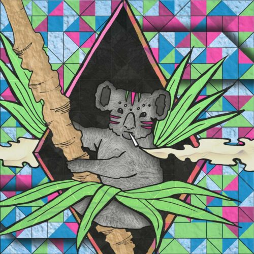 [OUTTA034] Maynix - A Koala Was Sitting On A Tree Smoking A Tree